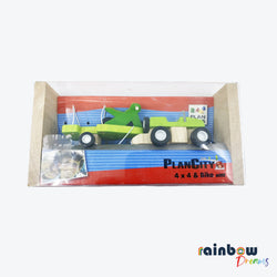 Plan City Bike Toys