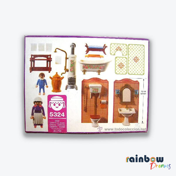 Playmobil 5324 - Bathroom set
