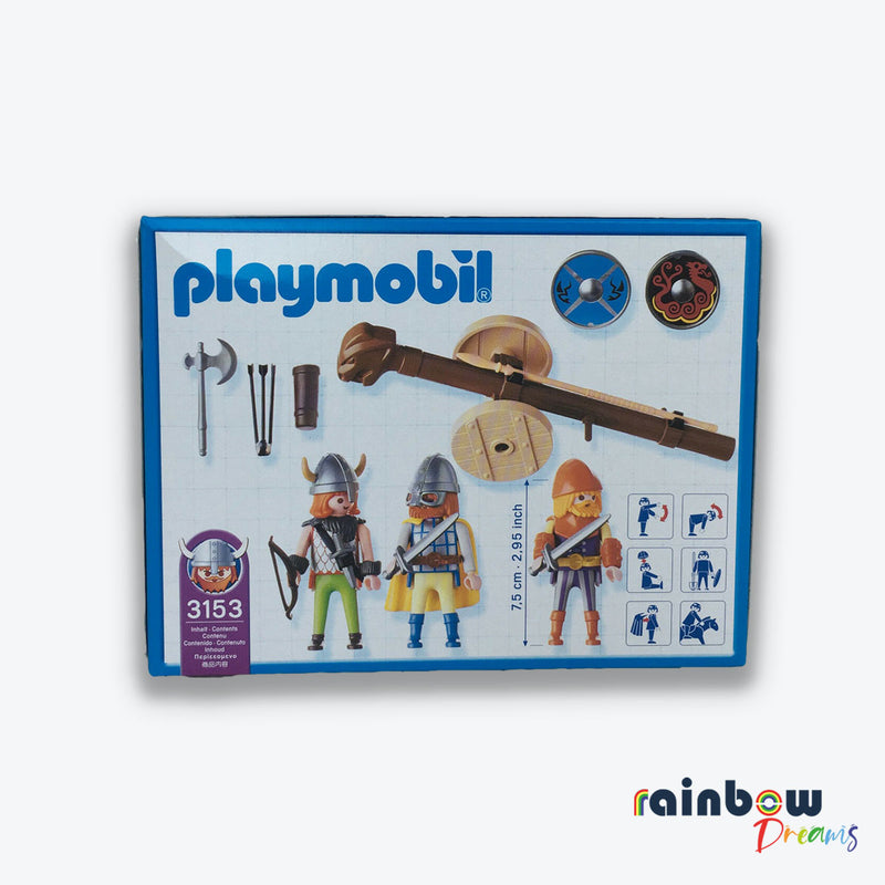 Playmobil 3153 - Viking Warriors