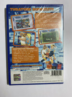 PIPE MANIA PS2 Nuovo, sigillato, ITA ! Puzzle game frenetico !