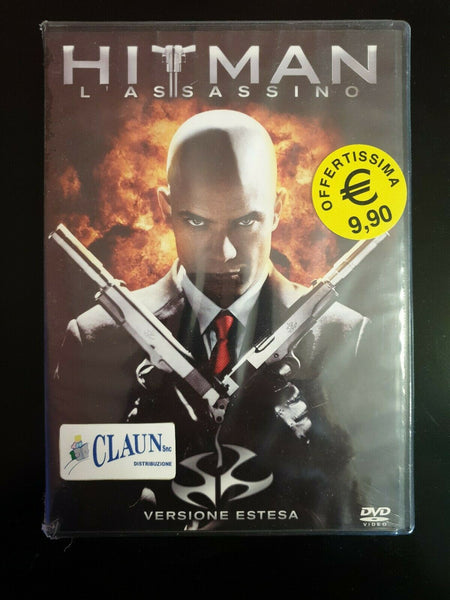 Hitman. L'assassino (2007) DVD Nuovo