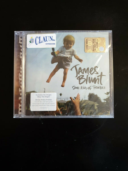 James Blunt - Some Kind Of Trouble CD Nuovo