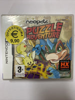 NEOPETS PUZZLE ADVENTURE  DS Nuovo