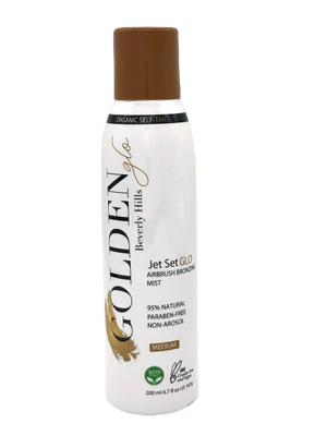 Golden Glo Jet Set Glo Self-Tanning Mist