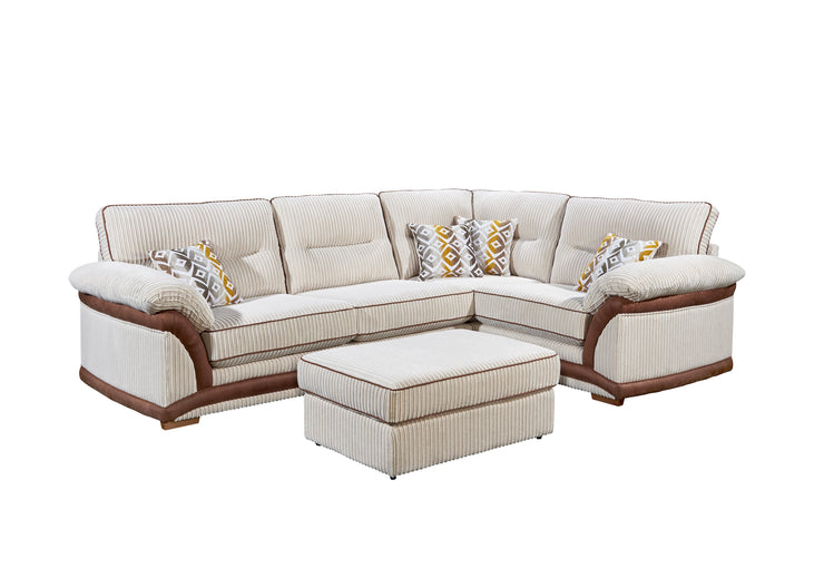 Lebus Erinne Large 2 Arm Chaise Group Sofa