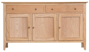 Provence 3 Door Sideboard