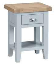 Two Tone Side Table