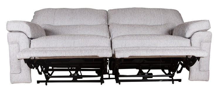 Plaza Electric 3 Seater Recliner Sofa