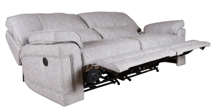 Plaza Manual 3 Seater Recliner Sofa