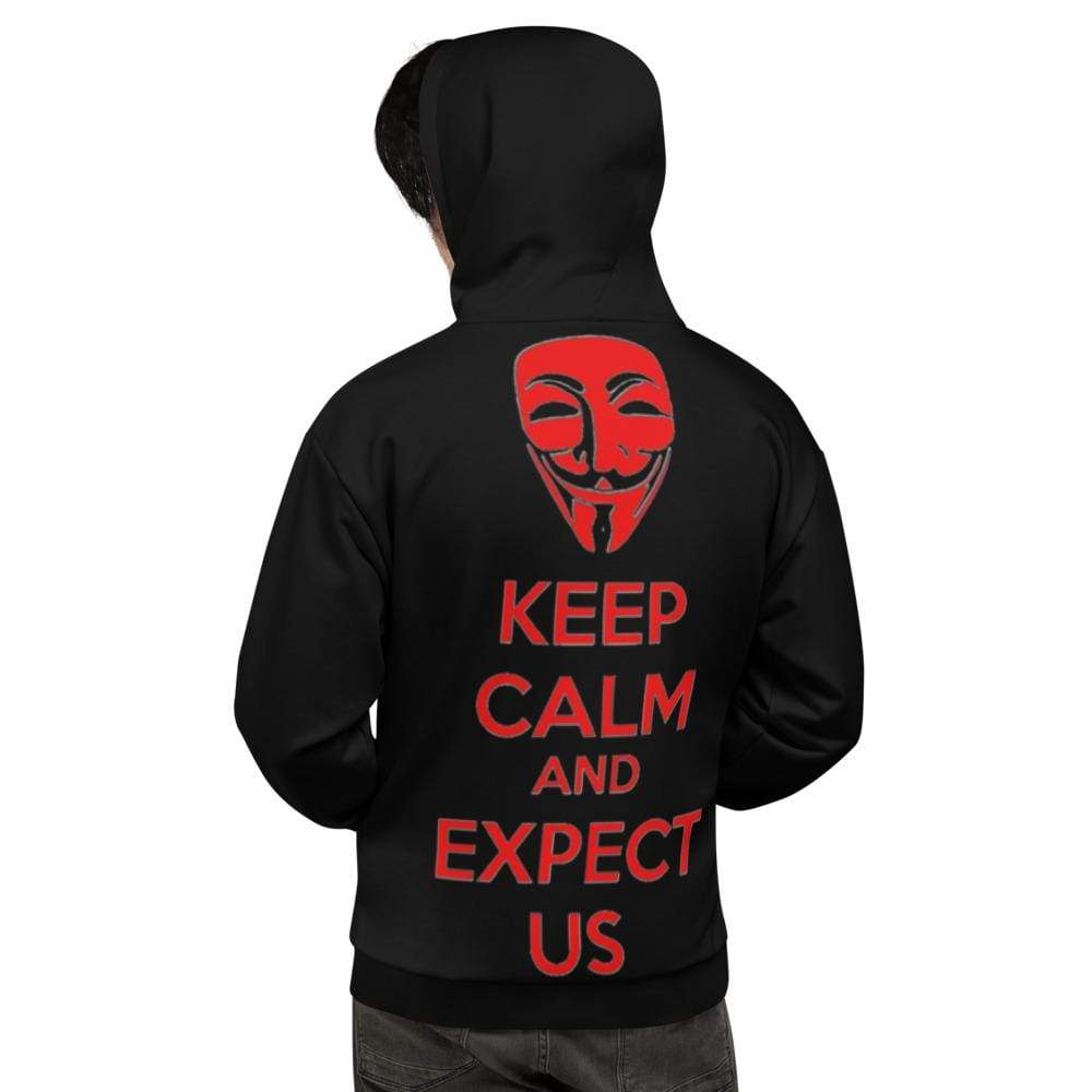 Addicted City Anonymous Hoodie - Addicted City