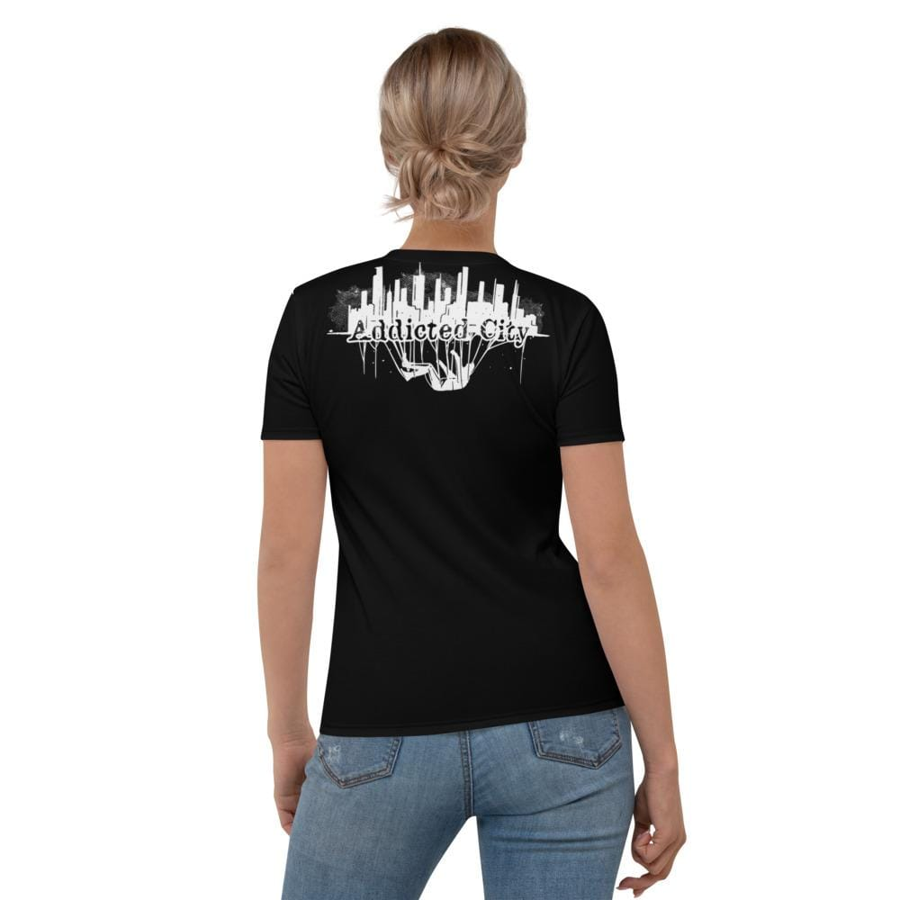 Addicted City Brooklyn Women's T-shirt - Addicted City