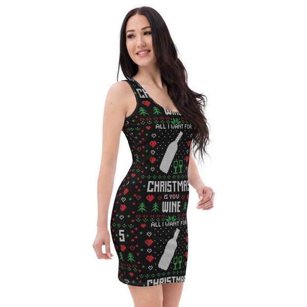 Addicted City Christmas Dress - Addicted City