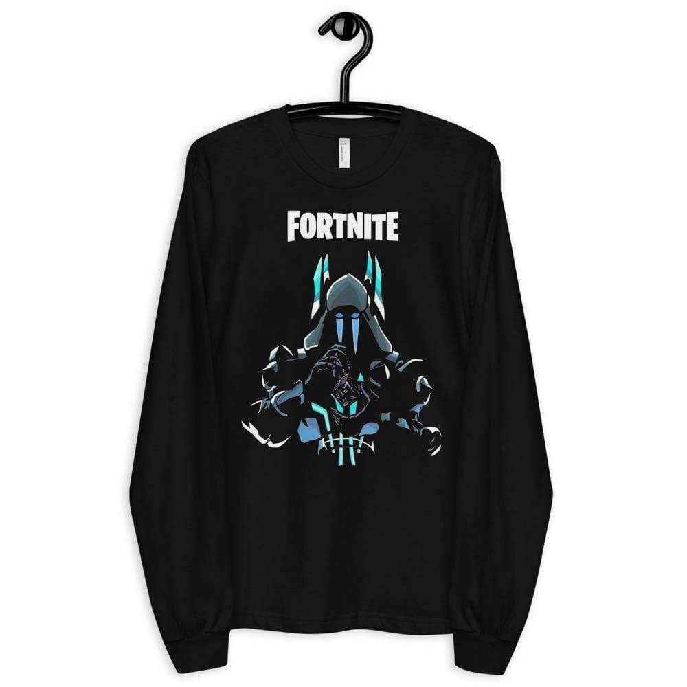 Addicted City Fortnite Long Tee - Addicted City