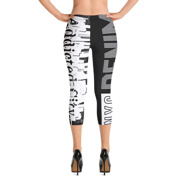 Addicted City NYC Custom Leggings - Addicted City
