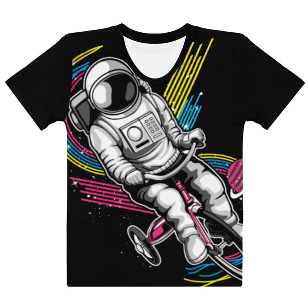 Addicted City Spaceman T-shirt - Addicted City