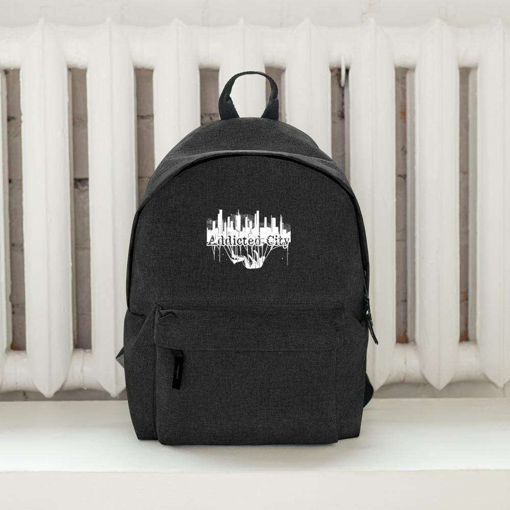 Addicted City Streetwear Backpack - Addicted City