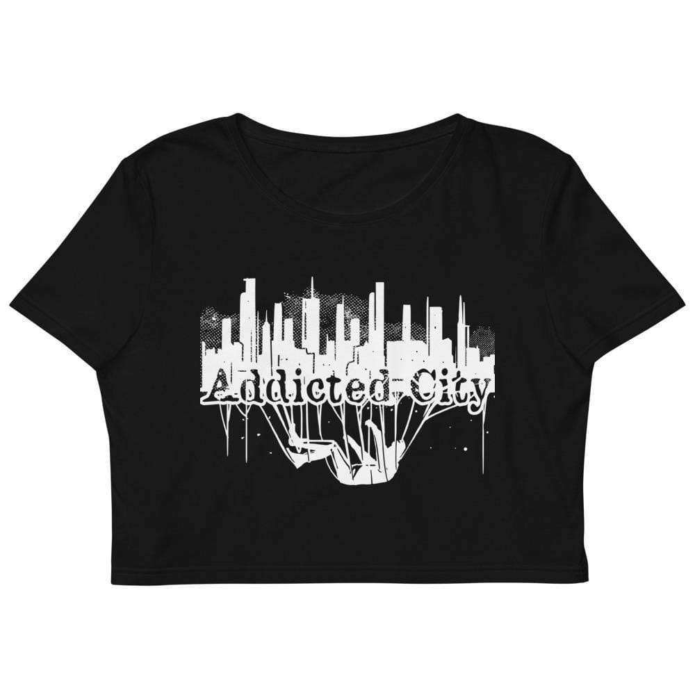 Addicted City Streetwear Crop Top - Addicted City