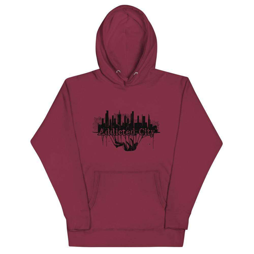 Addicted Streetwear Custom Hoodie - Addicted City