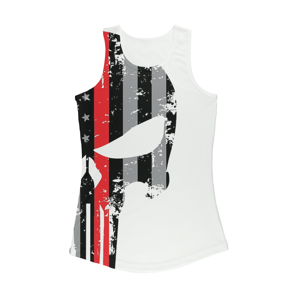 American Punisher Women Performance Tank Top - Addicted City