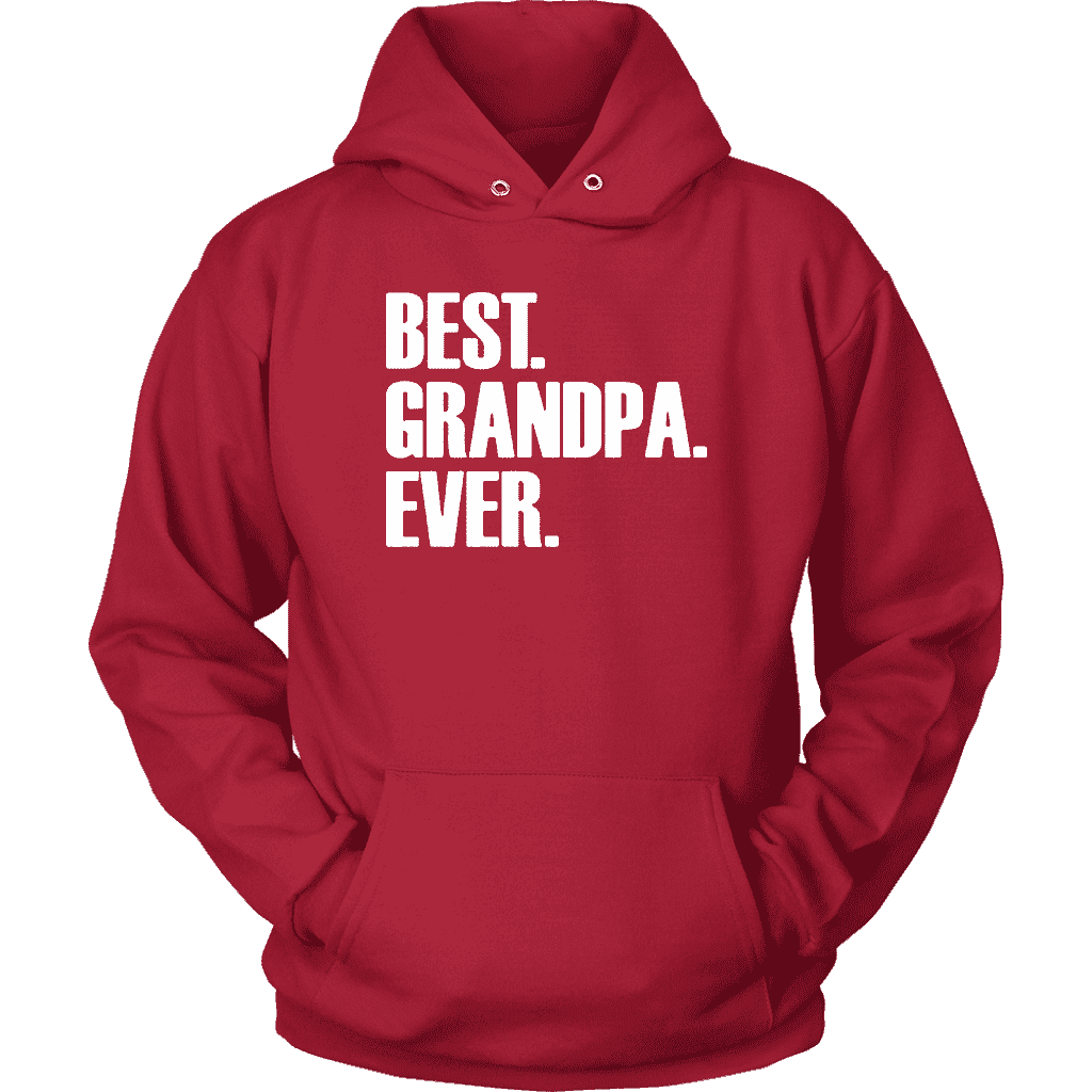 Best Grandpa Ever Hoodie - Addicted City