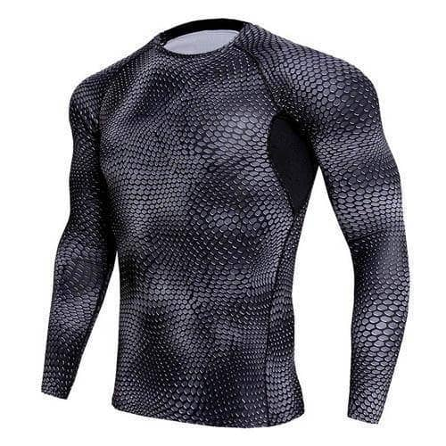 Bodybuilding Compression Shirt - Addicted City