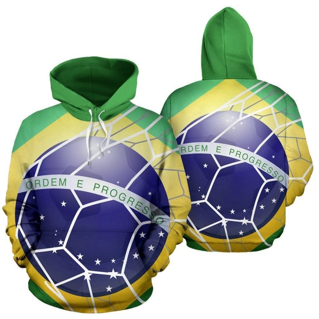brazil-soccer-hoodie - Addicted City