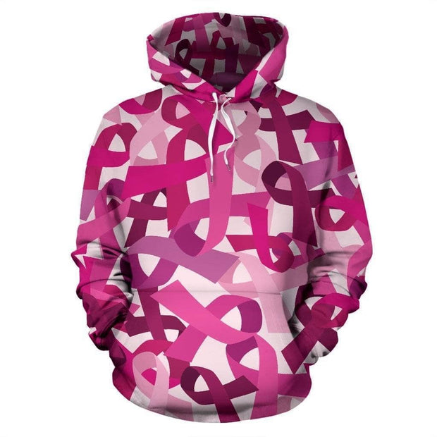 Breast Cancer Awareness Hoodie - Addicted City