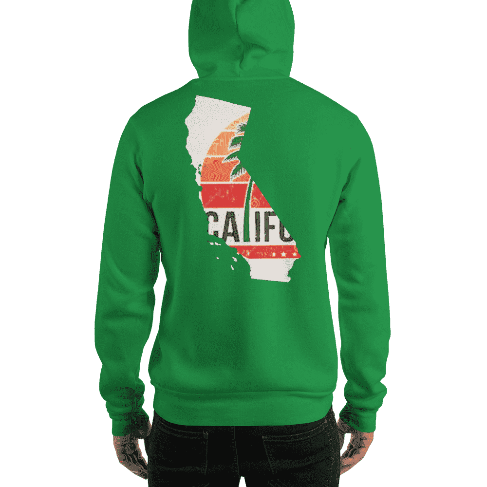 California State Hoodie - Addicted City