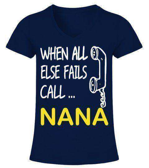 Call Nana T-Shirt - Addicted City