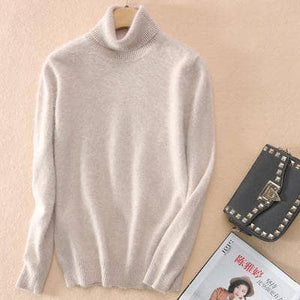 Cashmere Knit Sweater - Addicted City