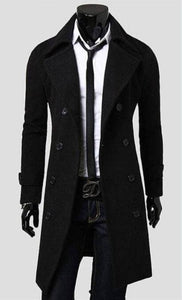 Hard Traders™ Trench Coat - Addicted City