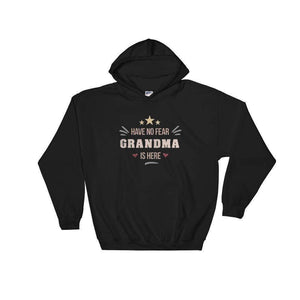 Have No Fear Grandma Is Here Hoodie - Addicted City
