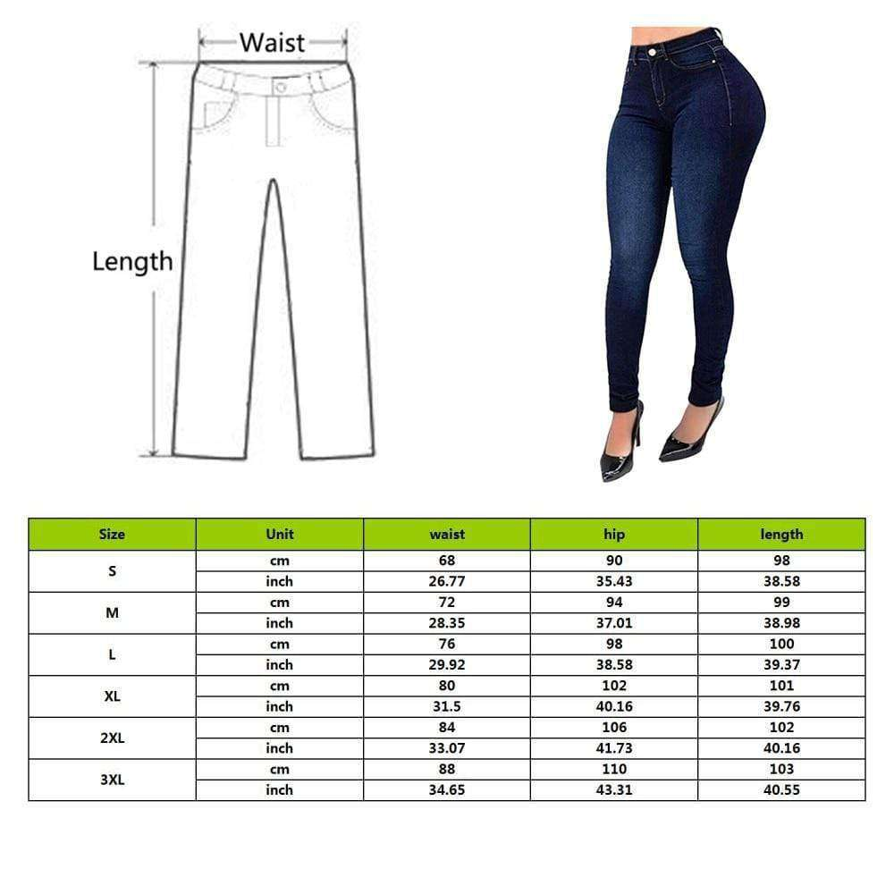High-rise Street Wear Mom Jeans - Womens Plus Size - Addicted City