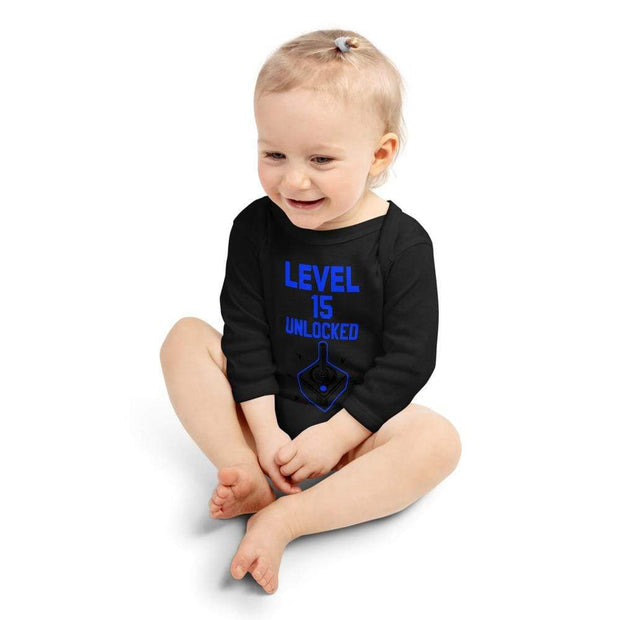 Infant Long Sleeve Bodysuit - Addicted City