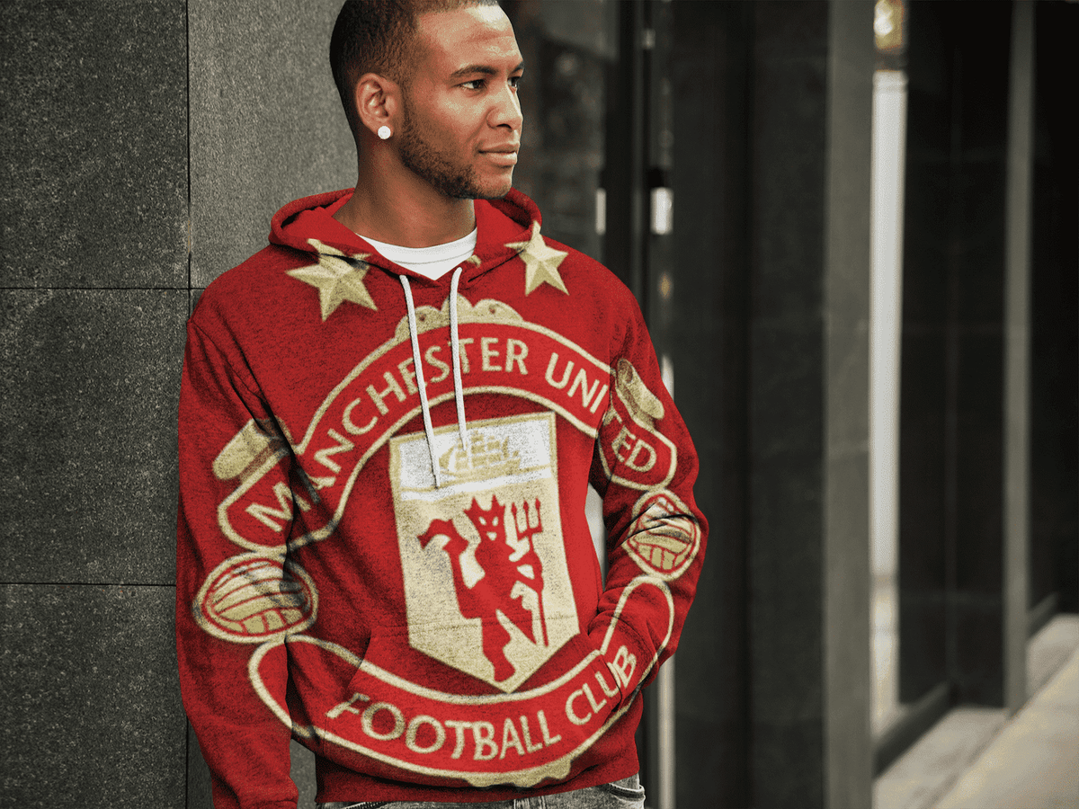 Manchester United Hoodie - Addicted City