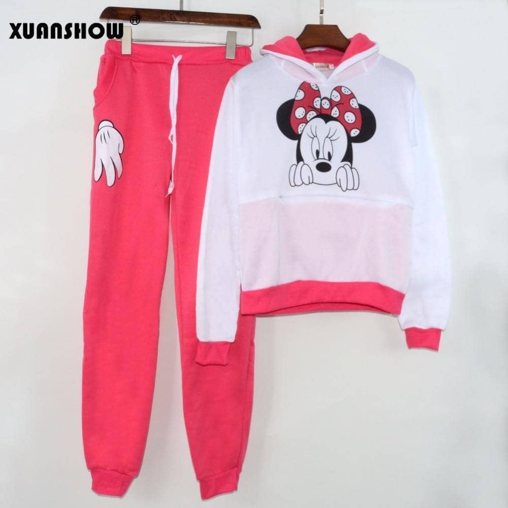Minnie Mouse Tracksuit - Addicted City