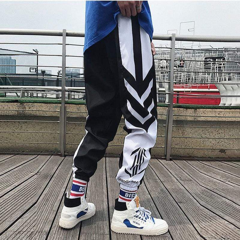 Streetwear Hip Hop Mens Joggers - Addicted City