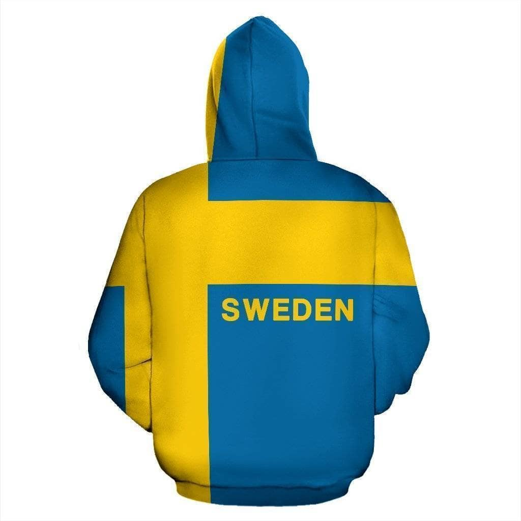 sweden-soccer-hoodie - Addicted City