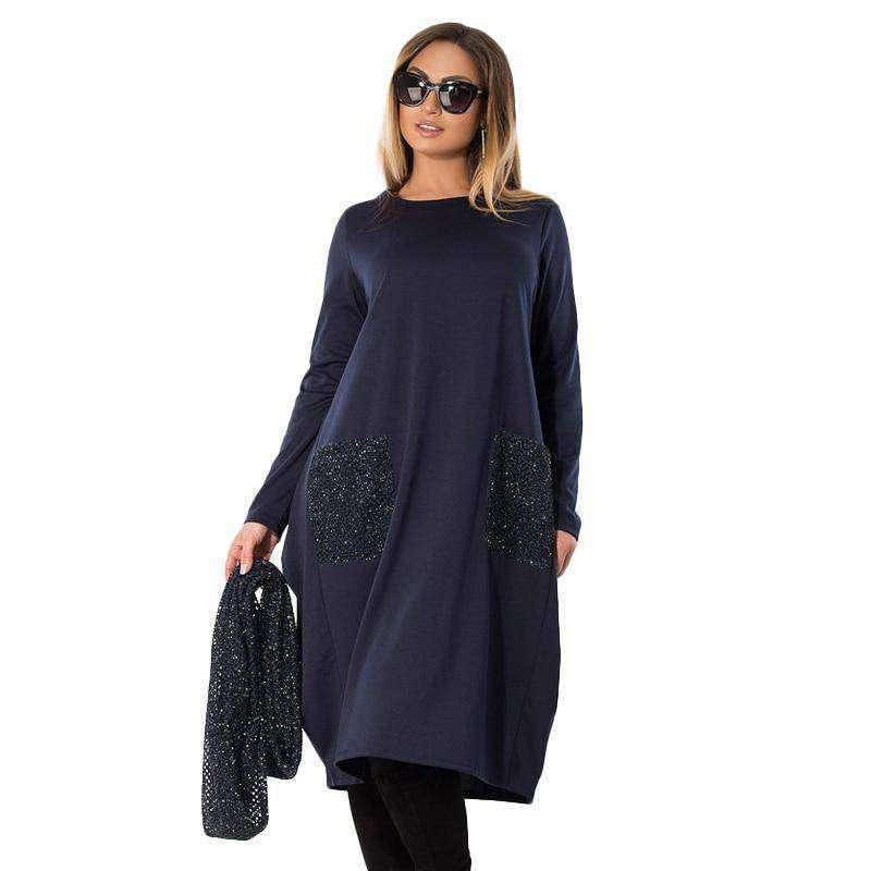 The Ashbury Dress™ (PLUS SIZE UP TO 6X) - Addicted City