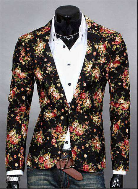 The Orlando by Quincy Men's Suit Jacket - Addicted City