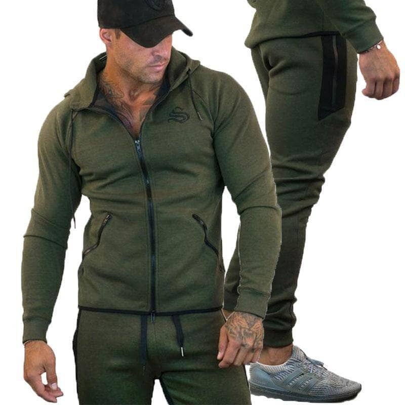 Vanquish Aura Mens Premium Tracksuit - Addicted City