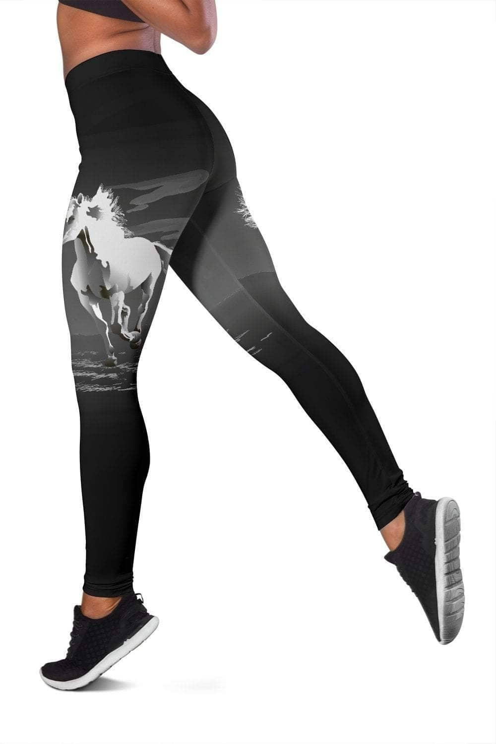 White Horse Leggings - Addicted City