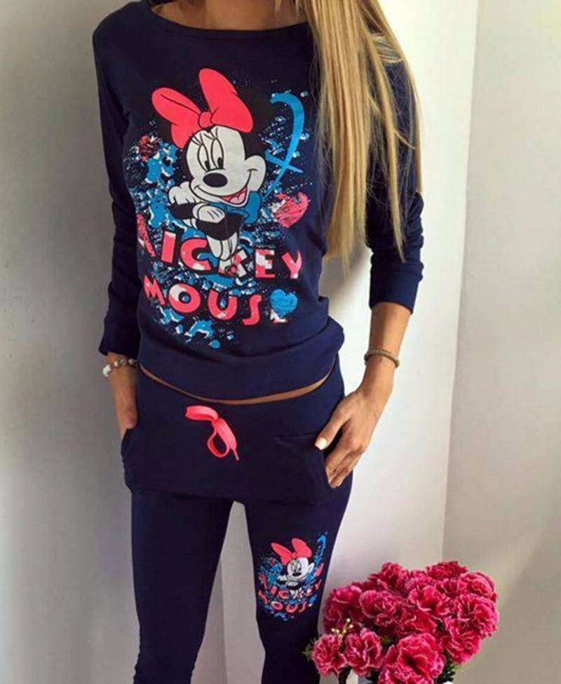 Womens Designer Tracksuits - Addicted City