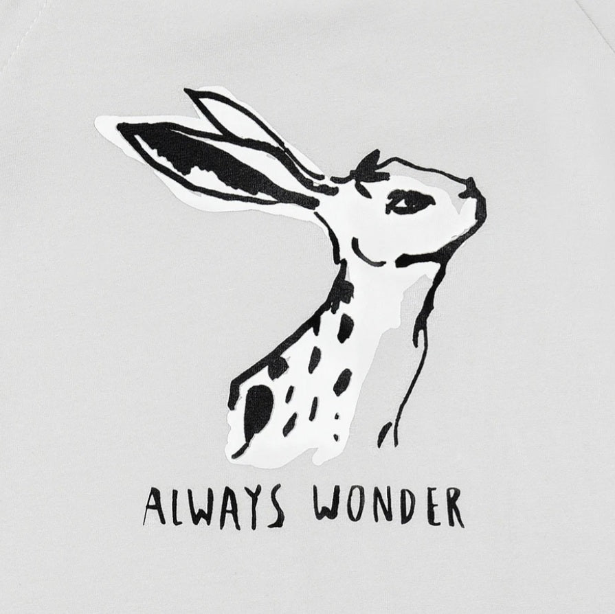 Load image into Gallery viewer, Hare Print Romper