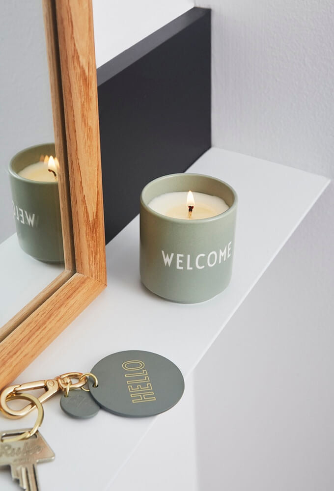 Sage Welcome Scented Candle