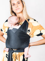 FreeRider Baby Wrap Charcoal