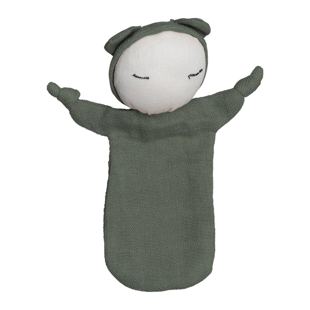 Cuddle Doll-Olive