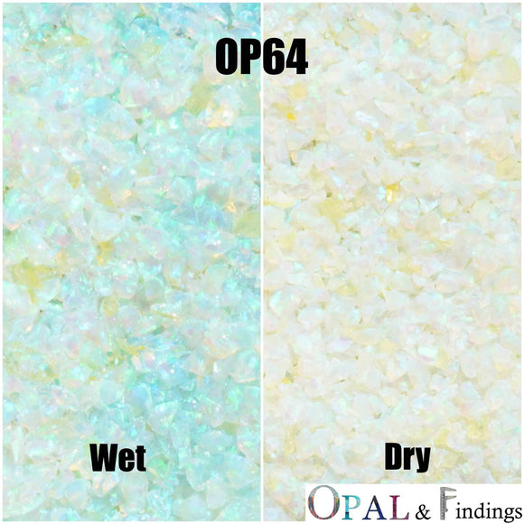 Crushed Opal - OP64 Vanilla - Opal And Findings