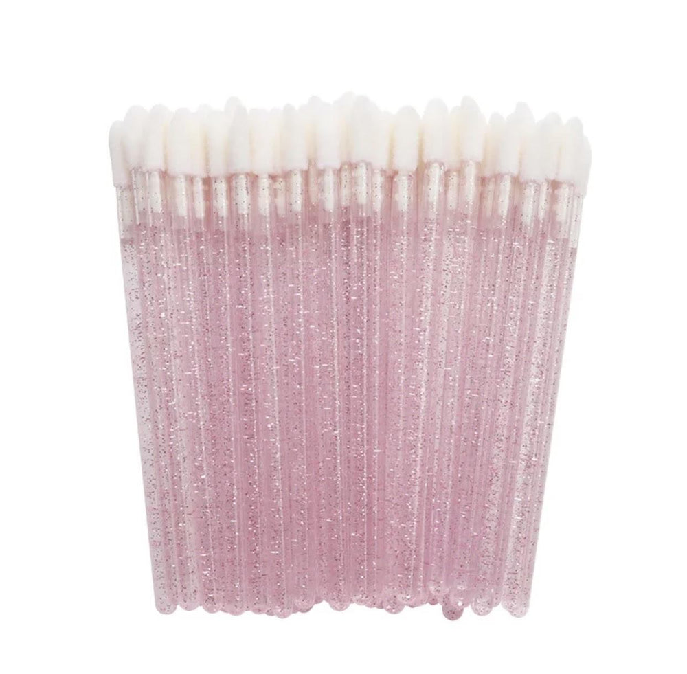 Lash Soft Pointed Foam Applicator Wands (Pack of 50)