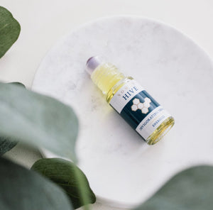 hive ~ energy aromatherapy essential oil roll on